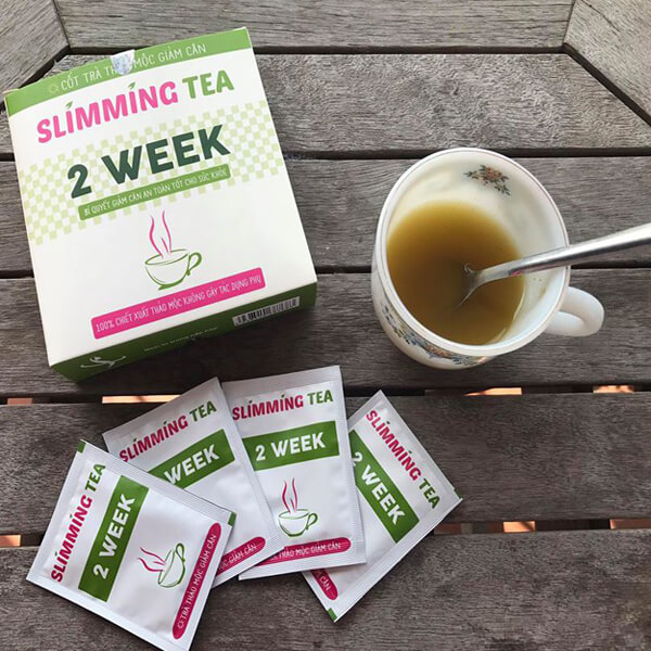 Tra Giam Can Thao Moc Slimming Tea