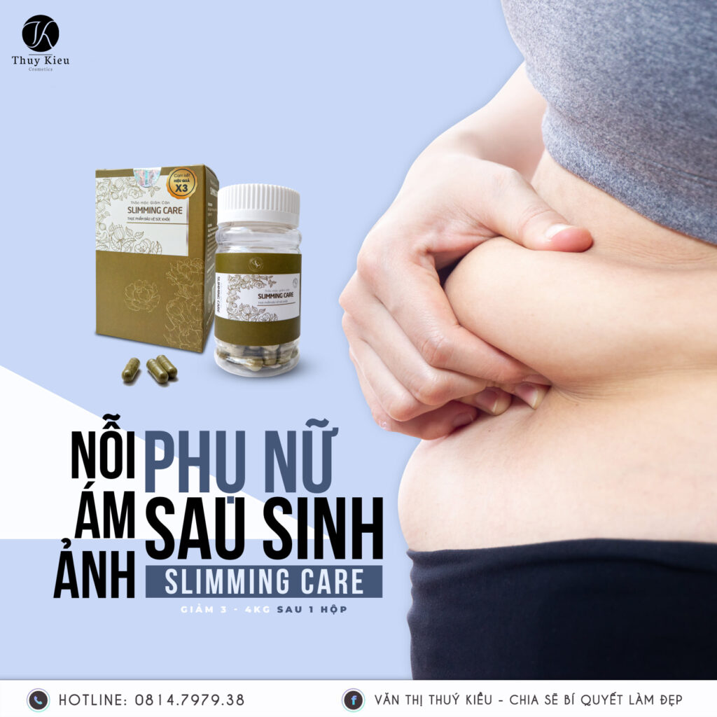 Doi Tuong Su Dung Vien Giam Can Slimming Care X3 Thao Moc