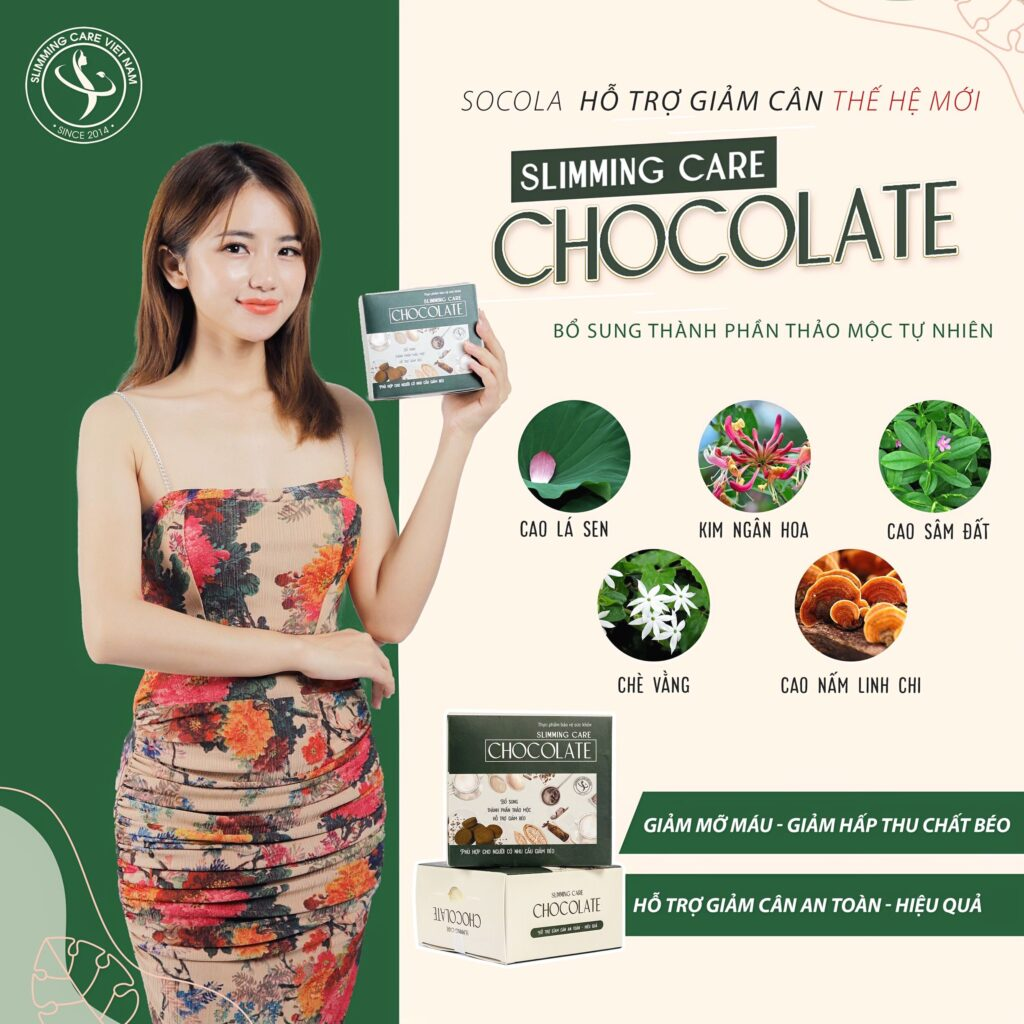Thanh Phan Socola Giam Can Slimming Care Giam Can An Toan
